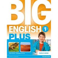 Учебник  Big English Plus 1 Pupil's Book