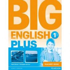 Книга для учителя Big English Plus 1 Teacher's Book