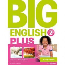 Рабочая тетрадь Big English Plus 2  Activity Book