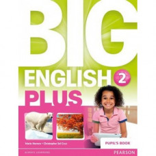 Учебник Big English Plus 2 Pupil's Book