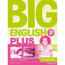Книга для учителя Big English Plus 2 Teacher's Book