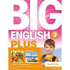 Учебник Big English Plus 3 Pupil's Book