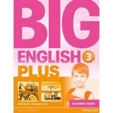 Книга для учителя Big English Plus 3 Teacher's Book