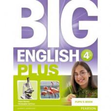 Учебник Big English Plus 4 Pupil's Book