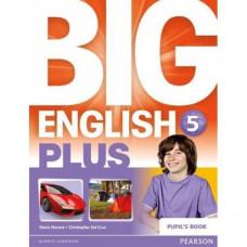 Учебник  Big English Plus 5 Pupil's Book