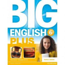 Учебник Big English Plus 6 Pupil's Book