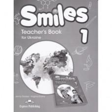 Книга для учителя Smiles for Ukraine 1 Teacher's Book