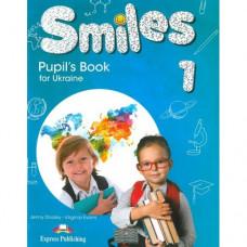 Учебник  Smiles for Ukraine 1 Pupil's Book