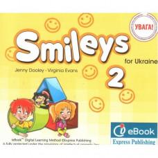 Диск Smiles for Ukraine 2 ieBook