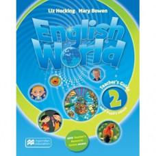 Книга для учителя English World 2 Teacher's Book