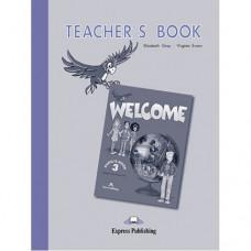 Книга для учителя Welcome 3 Teacher's Book