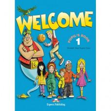 Учебник  Welcome 1 Pupil's Book with Alphabet Book
