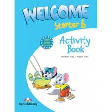 Рабочая тетрадь Welcome Starter b Activity Book