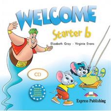 Диск Welcome Starter b Audio CD