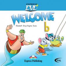 Диск Welcome Starter b DVD