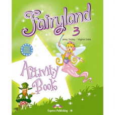 Рабочая тетрадь Fairyland 3 Activity Book