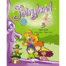 Учебник Fairyland 3 Pupil's Book
