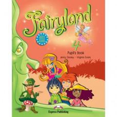 Учебник Fairyland 4 Pupil's Book