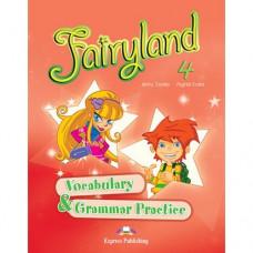 Грамматика Fairyland 4 Vocabulary & Grammar Practice