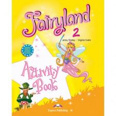 Рабочая тетрадь Fairyland 2 Activity Book