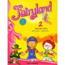 Книга для учителя Fairyland 2 Teacher's Book (With Posters)