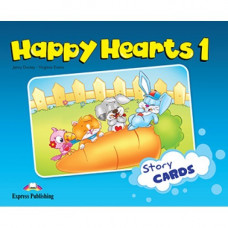 Карточки Happy Hearts 1 Story Cards