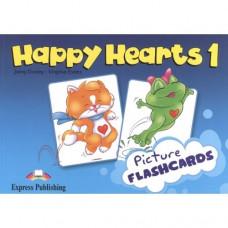 Карточки Happy Hearts 1 Picture Flashcards