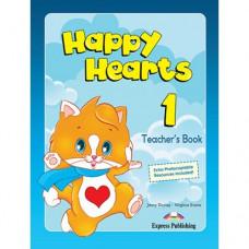 Книга для учителя Happy Hearts 1 Teacher's Book