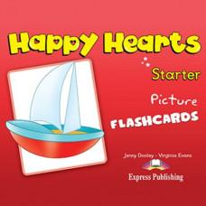 Карточки Happy Hearts Starter Picture Flashcards