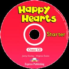 Диск Happy Hearts Starter Class Audio CD
