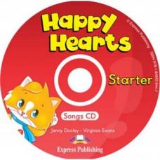 Диск Happy Hearts Starter Songs Audio CD