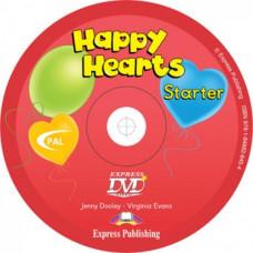 Диск Happy Hearts Starter DVD