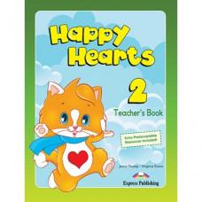 Книга для учителя Happy Hearts 2 Teacher's Book