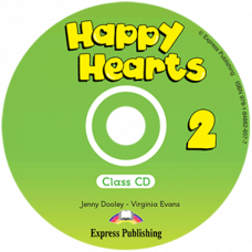 Диск Happy Hearts 2 Class Audio CD
