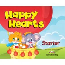 Учебник Happy Hearts Starter Pupil's Book