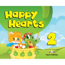 Учебник Happy Hearts 2 Pupil's Book