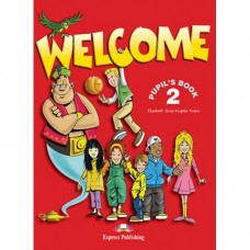 Учебник Welcome 2 Pupil's Book