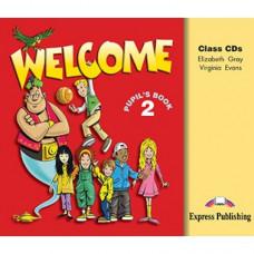 Диски Welcome 2 Class CDs
