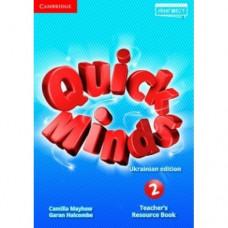 Книга для учителя Quick Minds 2 Teacher's Resource Book