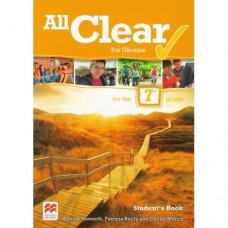 Учебник  All Clear Grade 7 Student's Book
