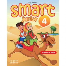 Учебник Smart Junior 4 Student's Book