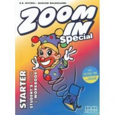 Учебник Zoom in Starter Student's Book + Workbook