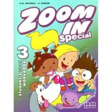 Учебник Zoom in 3 Student's Book + Workbook with CD-ROM