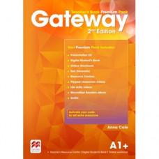Книга для учителя Gateway A1+ (Second Edition) Teacher's Book Premium Pack
