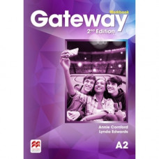 Рабочая тетрадь Gateway A2 (Second Edition) Workbook