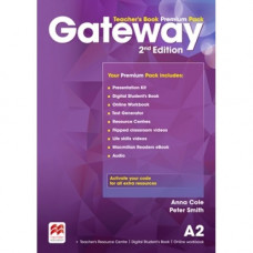 Книга для учителя Gateway A2 (Second Edition) Teacher's Book Premium Pack