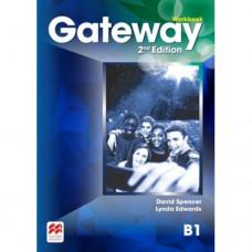 Рабочая тетрадь Gateway B1 (Second Edition) Workbook