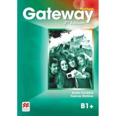 Рабочая тетрадь Gateway B1+ (Second Edition) Workbook