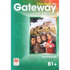 Диски Gateway B1+ (Second Edition) Class CD