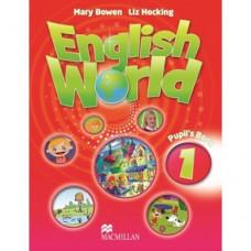Учебник English World 1 Pupil's Book with eBook